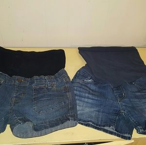 Maternity Shorts Size Small